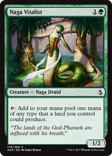 Naga Vitalist - AKH - C