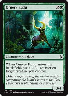 Ornery Kudu - AKH