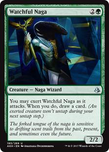 Watchful Naga - AKH