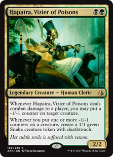 Hapatra, Vizier of Poisons - AKH