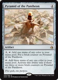 Pyramid of the Pantheon - AKH