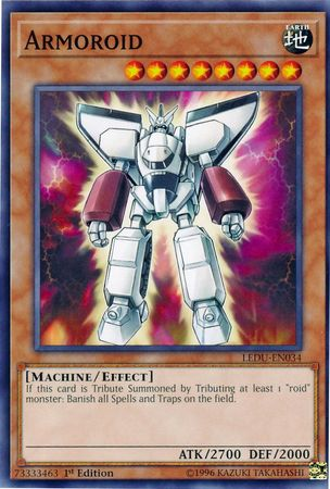 Armoroid - LEDU-EN034 - Common