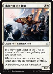 Vizier of the True