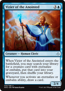 Vizier of the Anointed - HOU