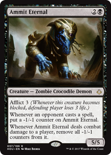 Ammit Eternal - HOU