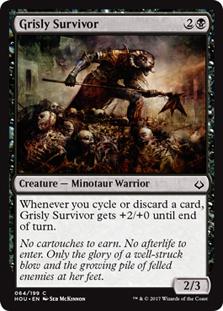 Grisly Survivor - HOU - C