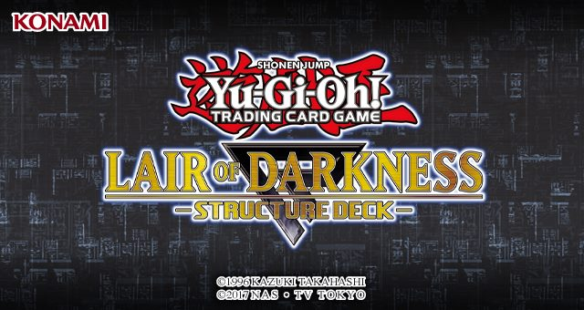 Lair of Darkness - Structure Deck SR06
