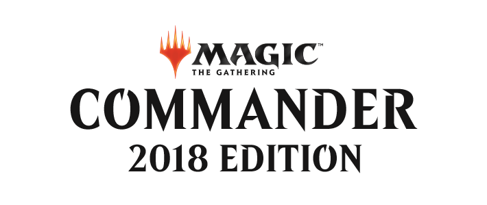 Commander 2018 Edition