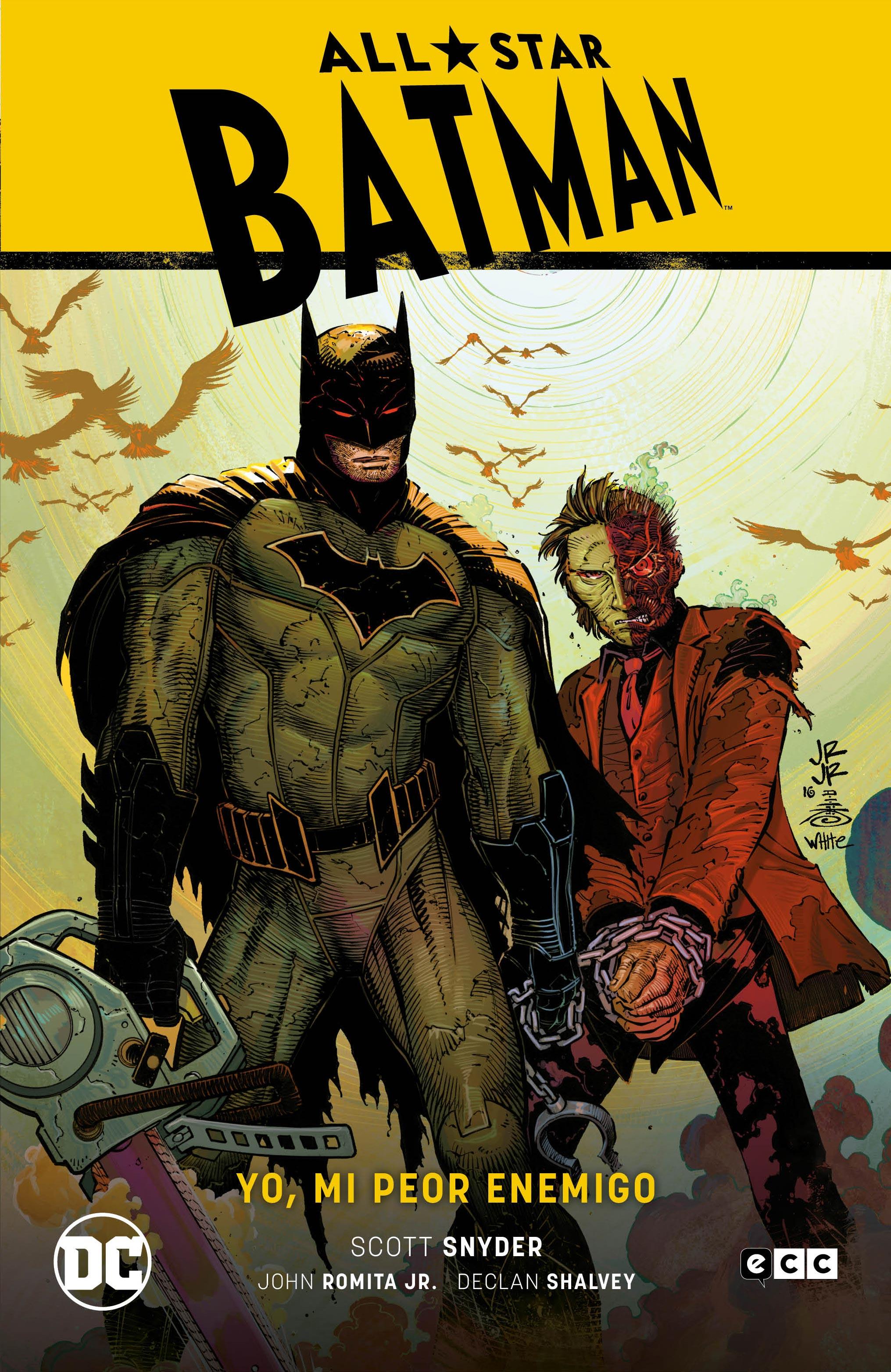 All-Star Batman vol. 01: Yo, mi peor enemigo (Renacimiento Parte 1) (2a edición)