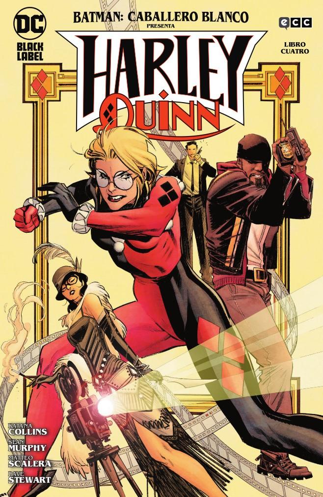 Batman: Caballero Blanco presenta - Harley Quinn núm. 04 de 6
