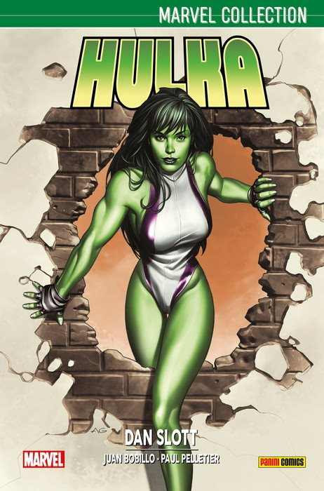 Marvel Collection. Hulka de Dan Slott 1
