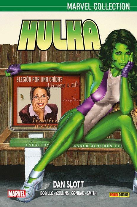 Marvel Collection. Hulka de Dan Slott 2