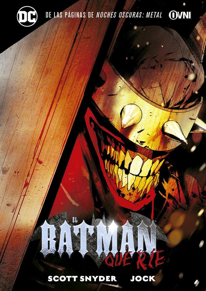 OVNIPRESS - El Batman que Ríe (Reimpresión)
