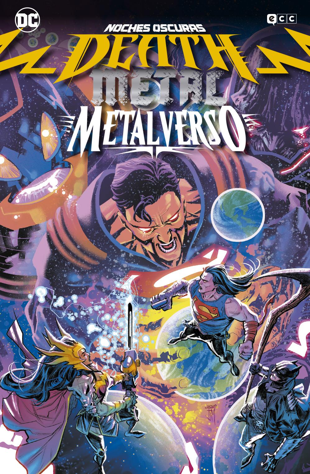 Death Metal - Metalverso núm. 2