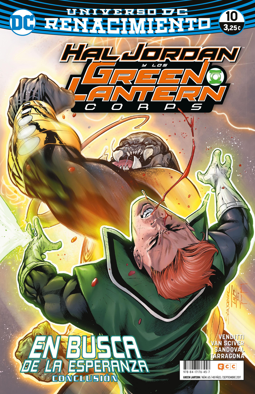Green Lantern núm. 65/10