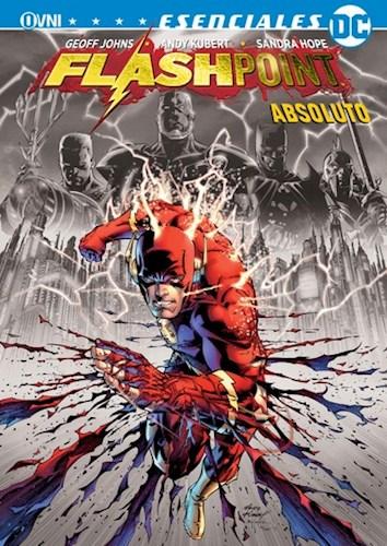 OVNIPRESS - ESENCIALES DC: FLASHPOINT ABSOLUTO (Segunda Edición)