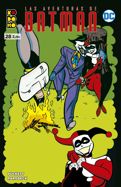 Las aventuras de Batman núm. 28