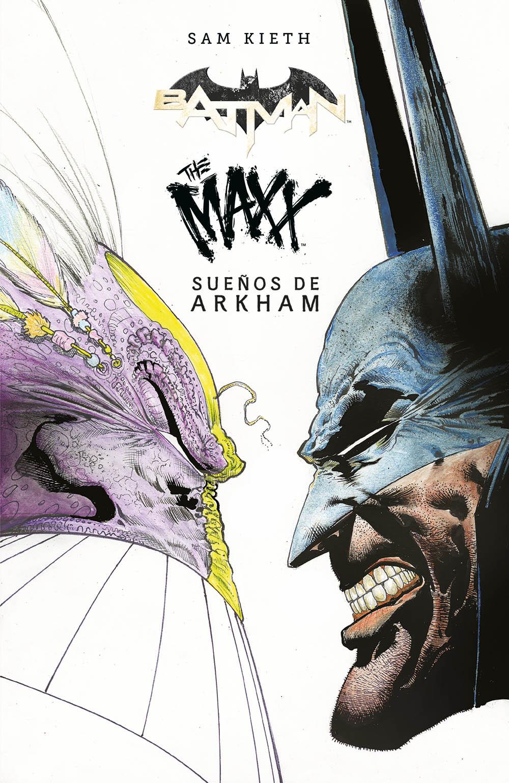 Batman/The Maxx: Sueños de Arkham