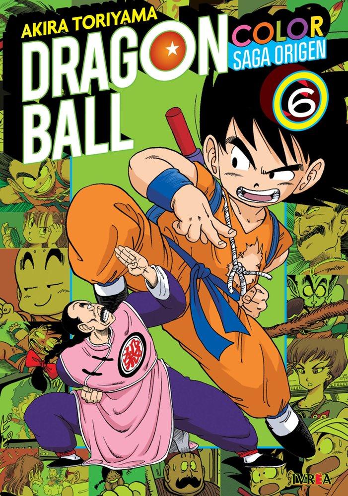 DRAGON BALL COLOR: SAGA ORIGEN 06