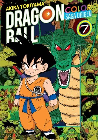 DRAGON BALL COLOR: SAGA ORIGEN 07
