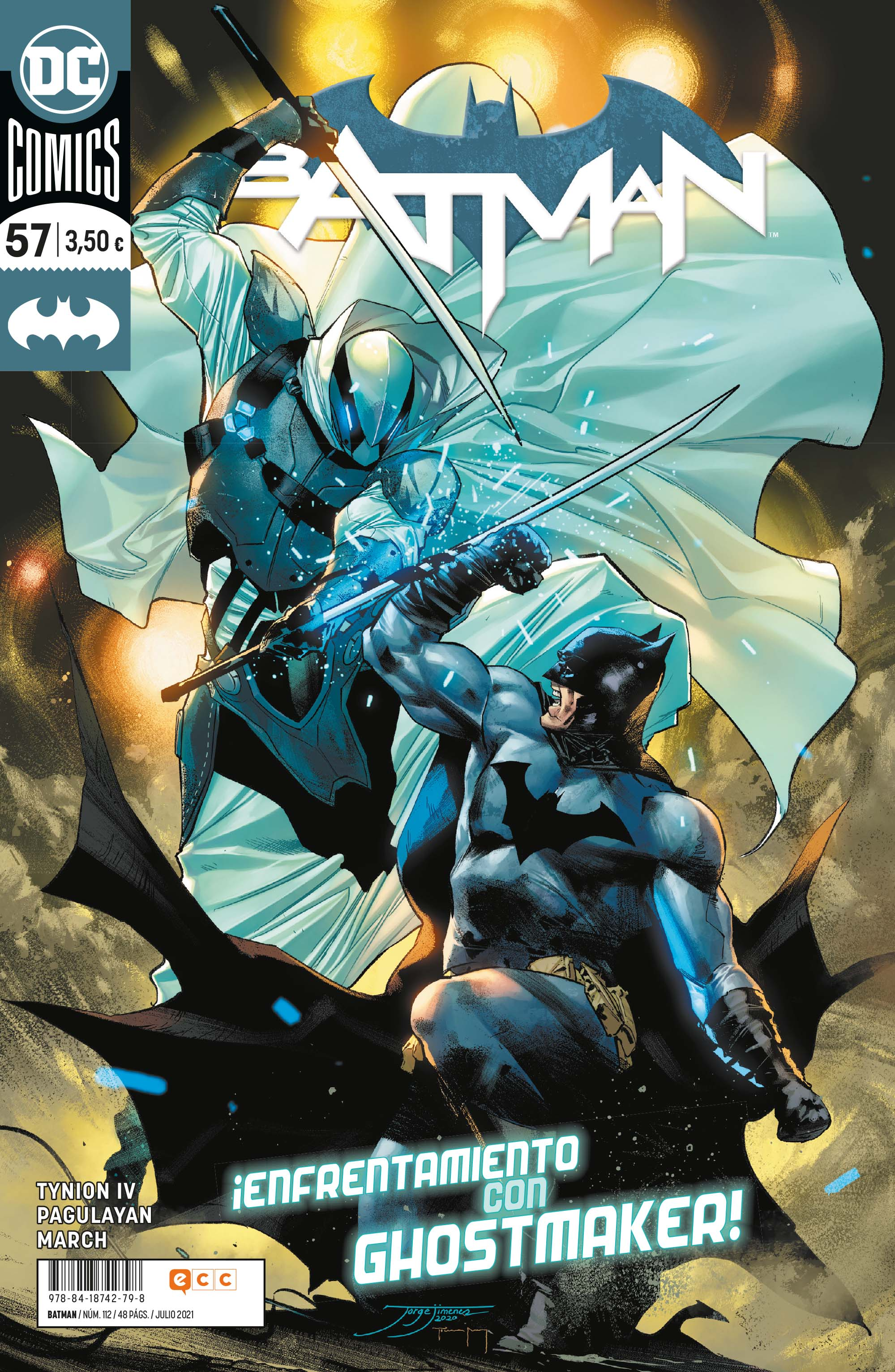 Batman núm. 112/57