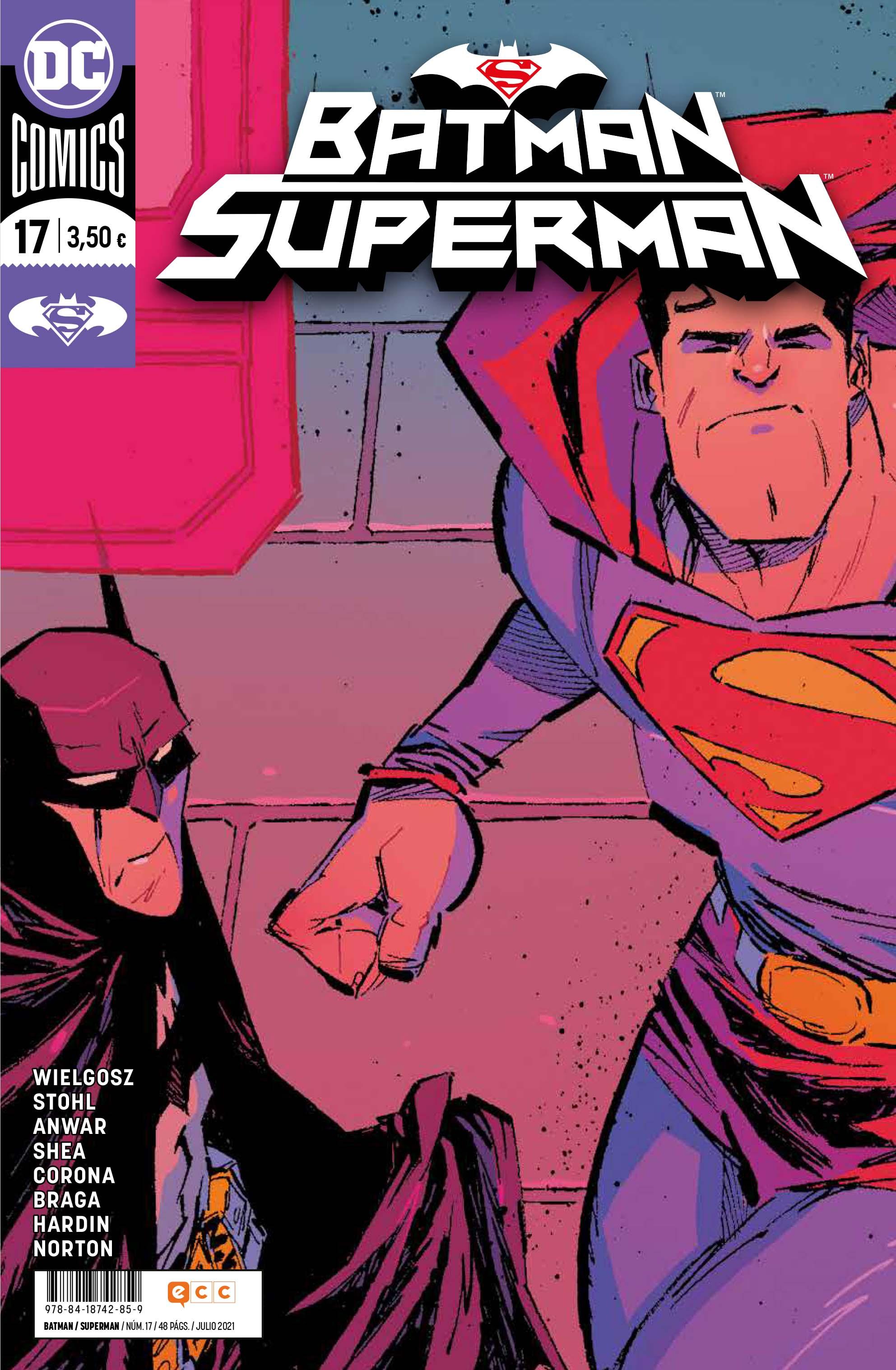 Batman/Superman núm. 17