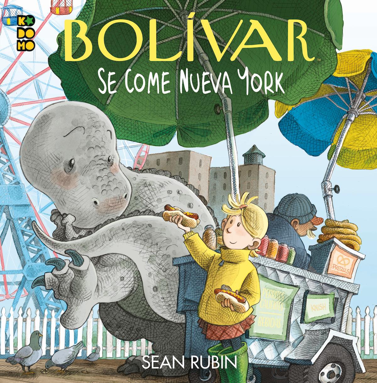 Bolivar en Nueva York