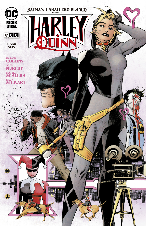 Batman: Caballero Blanco presenta Harley Quinn núm. 06 de 6