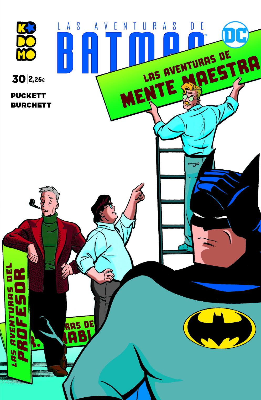 Las aventuras de Batman núm. 30