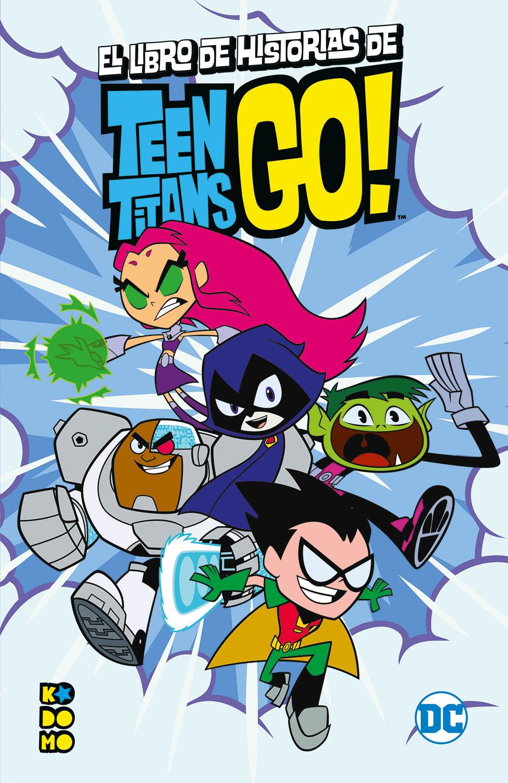 El libro de historias de Teen Titans Go!