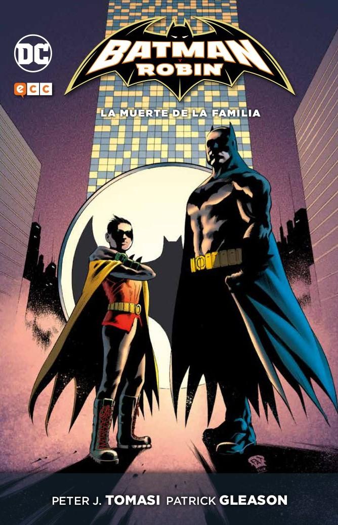 Batman y Robin: La muerte de la familia