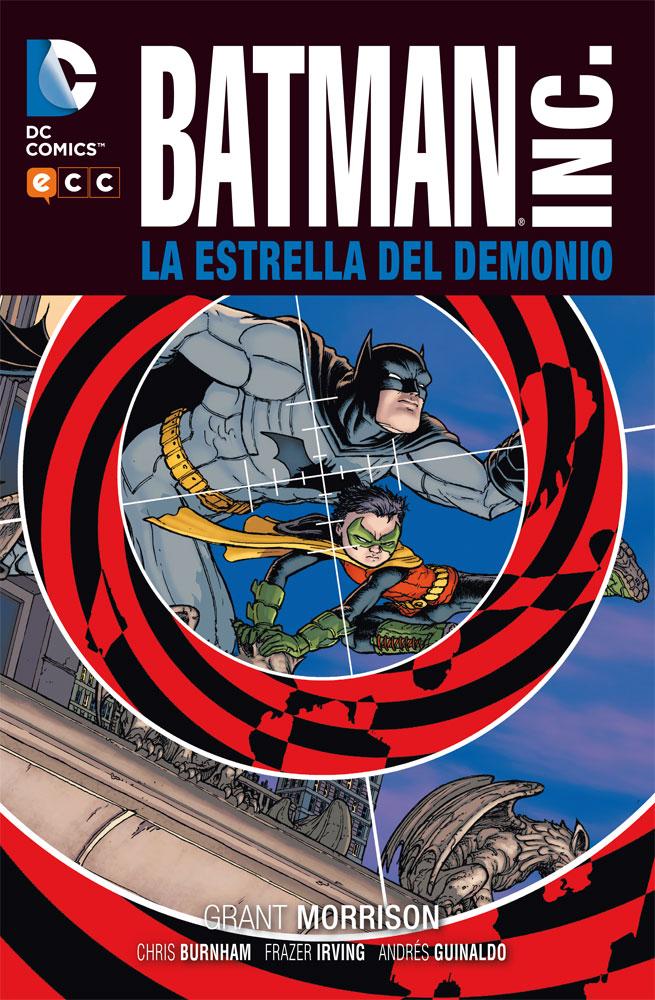 Batman inc: La estrella del Demonio