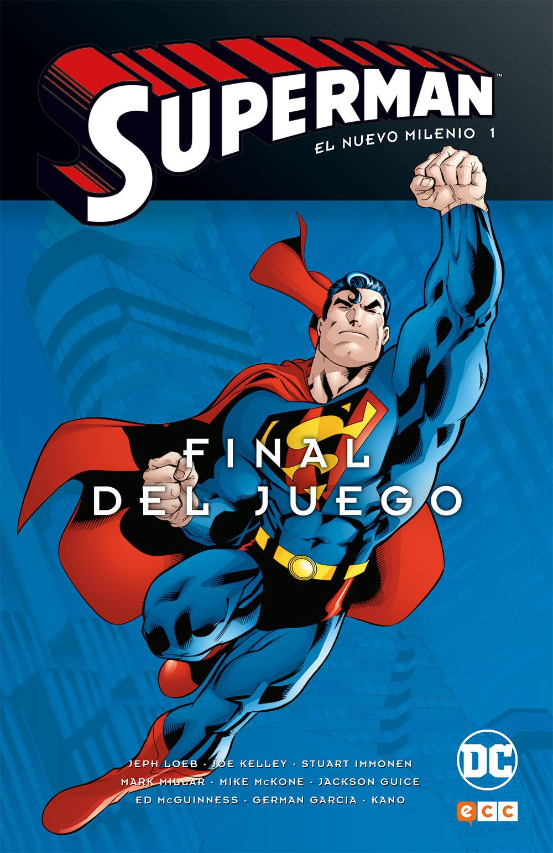 Superman: El nuevo milenio núm. 01 – Final del juego