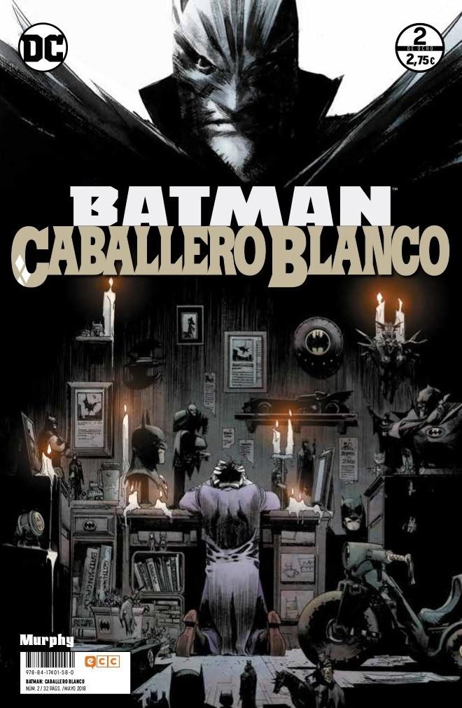 Batman: Caballero Blanco núm. 02