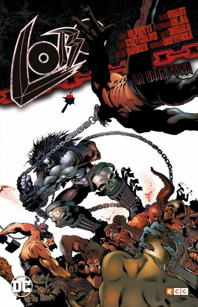 Lobo: La gran pelea