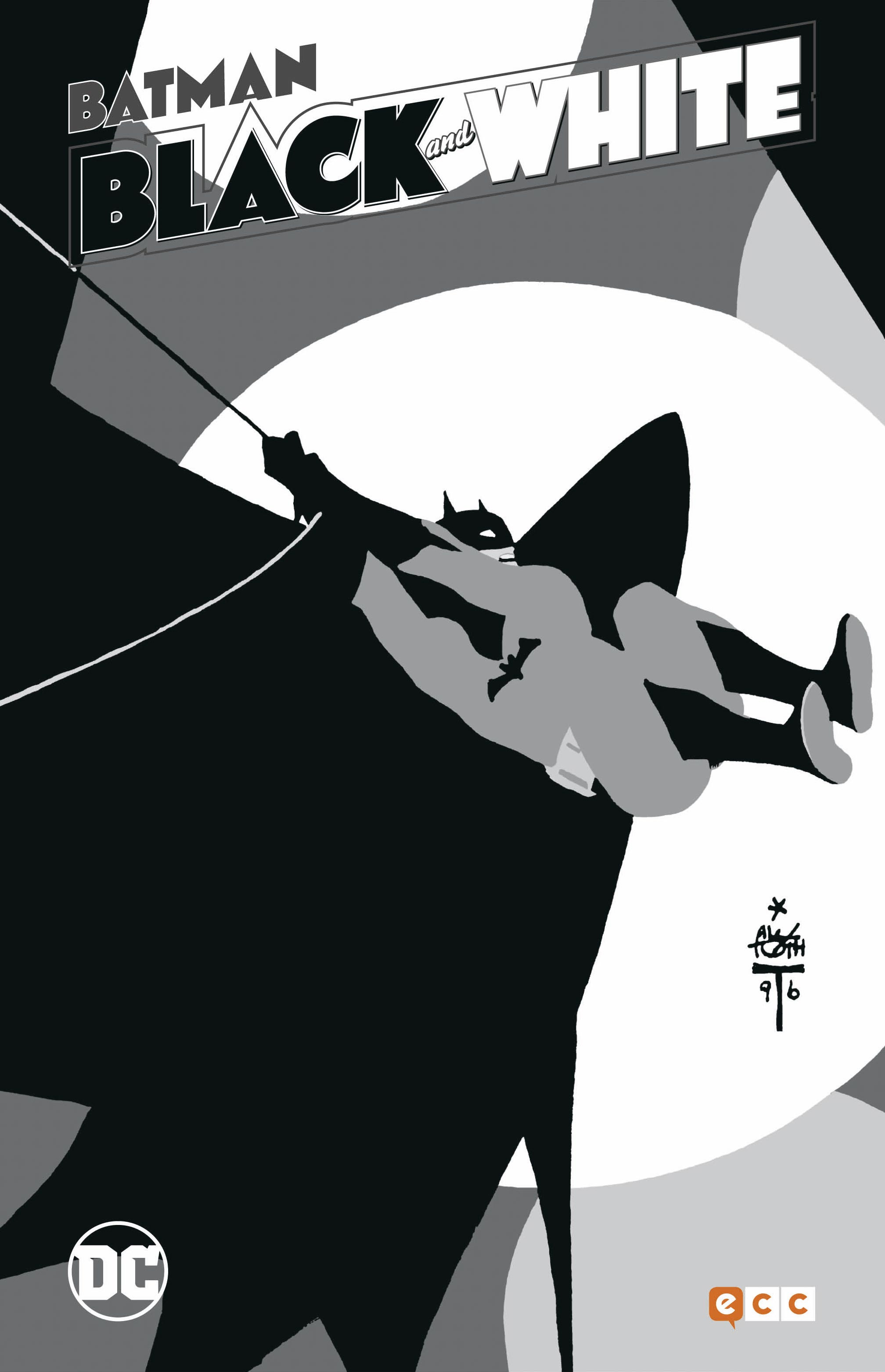 Batman: Black and White vol. 01 (Segunda edición)