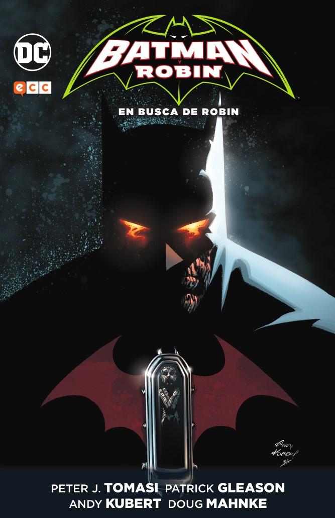 Batman y Robin Vol. 6: En busca de Robin