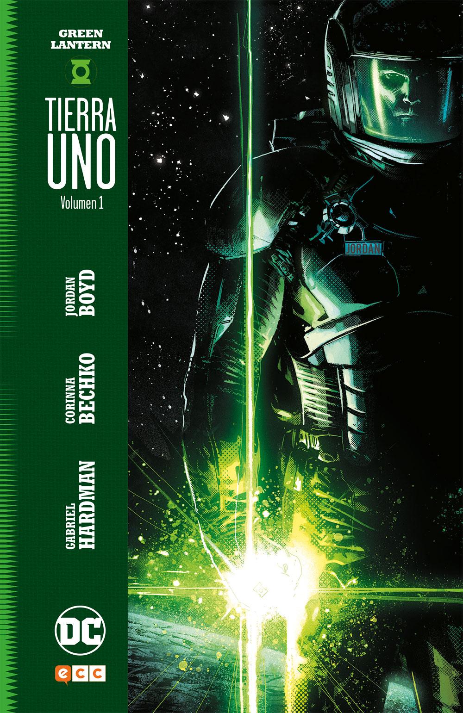 Green Lantern Tierra Uno