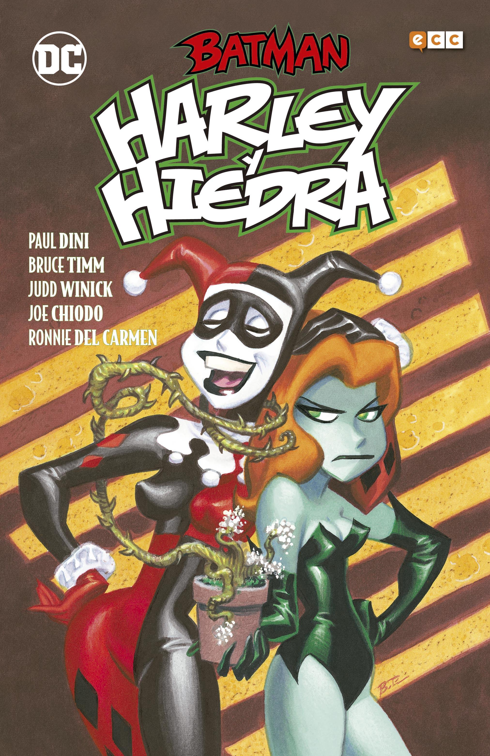 Batman: Harley y Hiedra (Segunda edición)