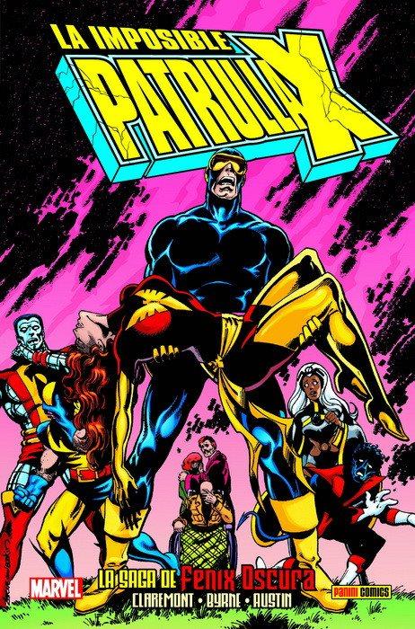 La Imposible Patrulla-X: La saga de Fénix Oscura