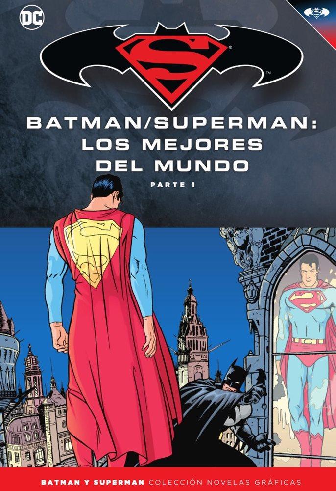 Batman y Superman - Colección Novelas Gráficas núm. 49: Batman/Superman: Los mejores del mundo (Parte 1)