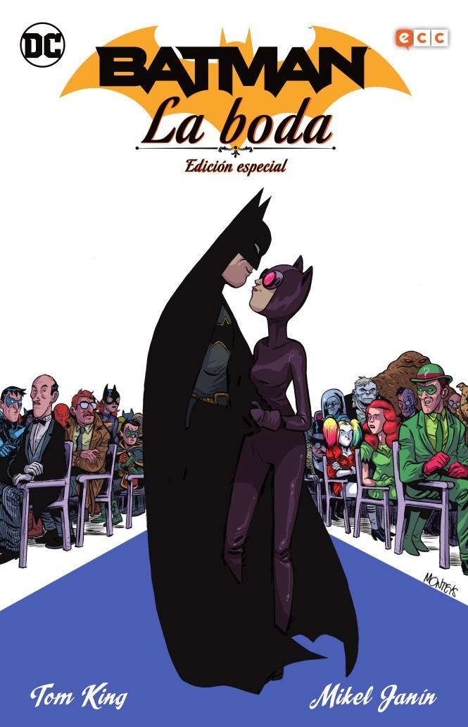 BATMAN: LA BODA (EDICIÓN ESPECIAL LIMITADA)
