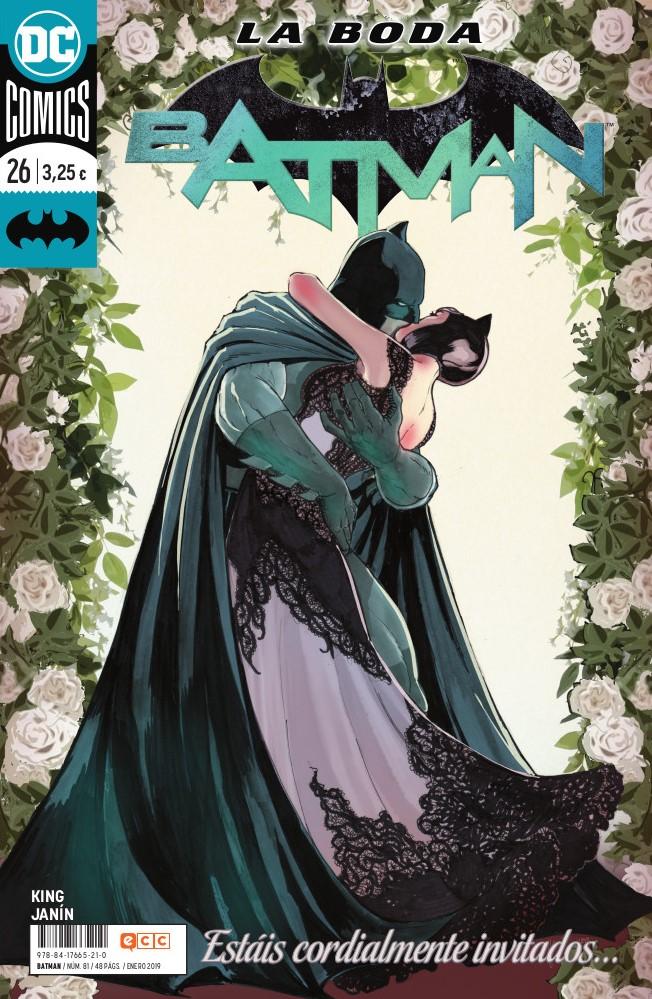 Segunda Mano: Batman núm. 81/26 LA BODA