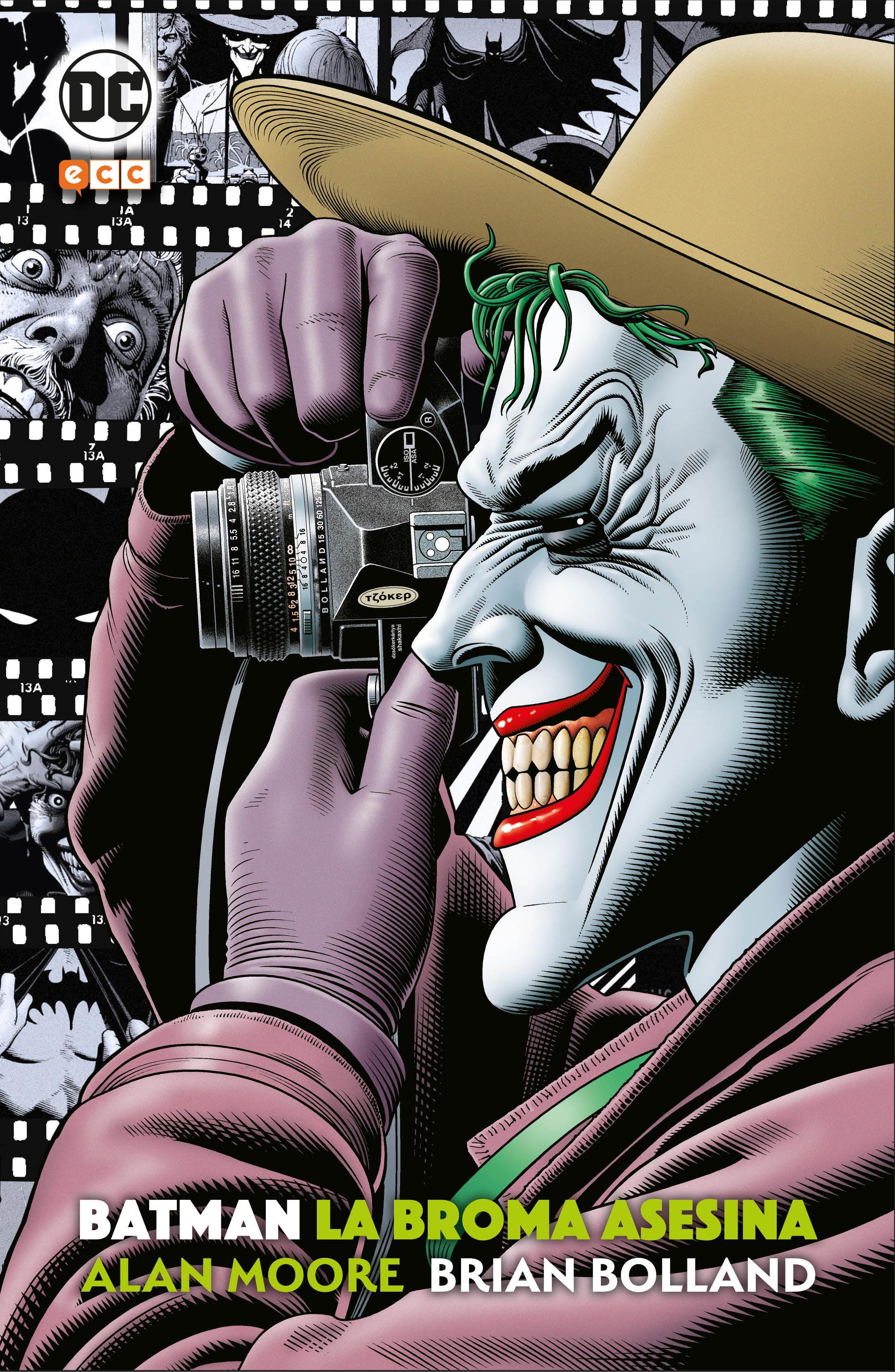 Batman: La Broma asesina (Nueva edición extendida)