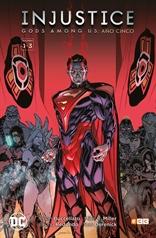 Injustice: Gods among us Año cinco Vol. 01 (de 3)