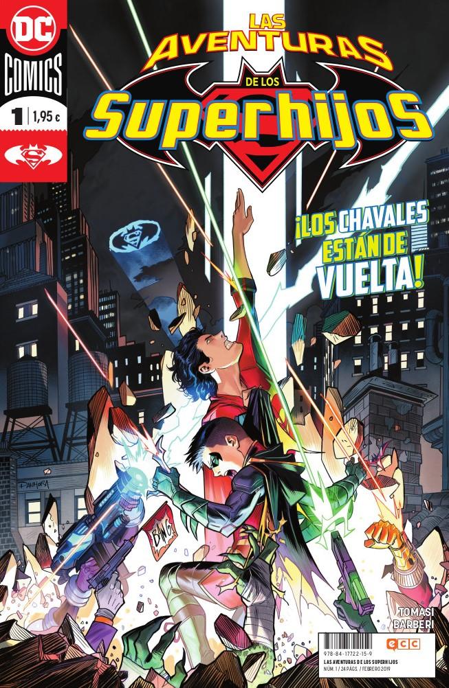Las aventuras de los Superhijos 1