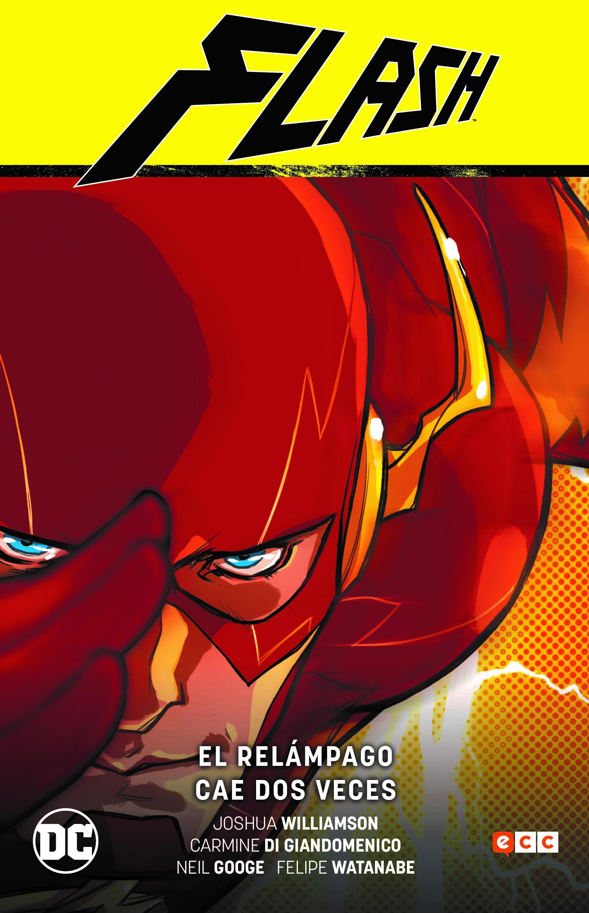 Flash vol. 01: Relámpago cae dos veces