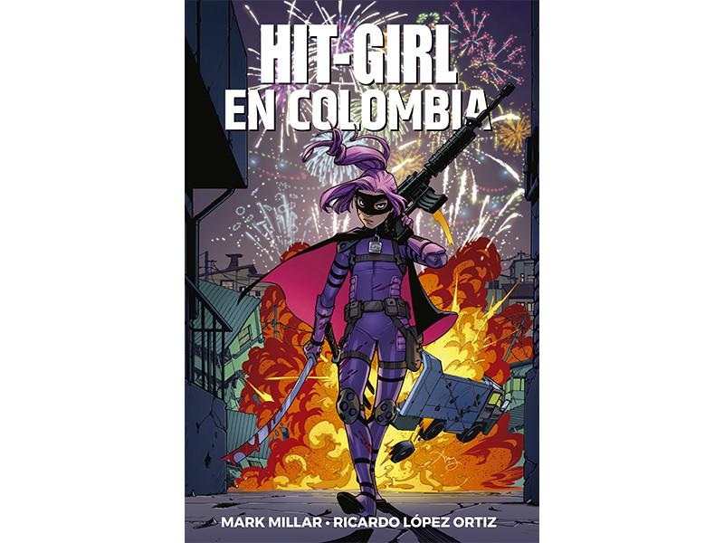 HIT-GIRL 1: EN COLOMBIA (TPB)