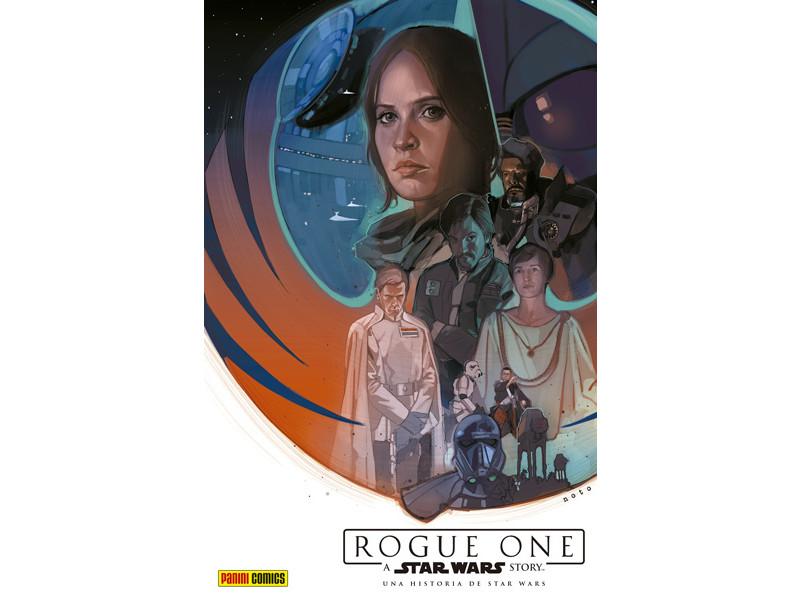 STAR WARS: ROGUE ONE - A STAR WARS STORY (HC)