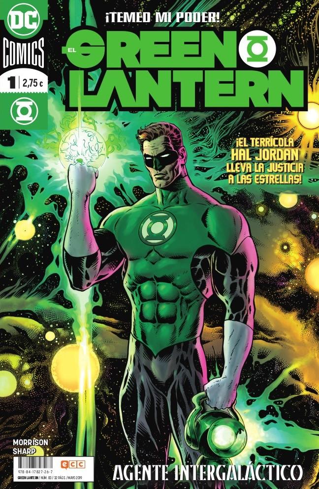 Green Lantern núm. 83/1